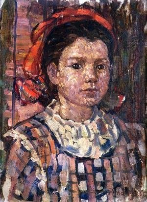 Portrait of a Young Girl 2
