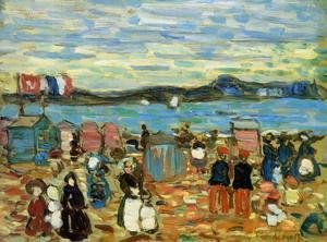 Bathing Tents  St  Malo