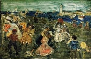 Maurice Brazil Prendergast - Lighthouse